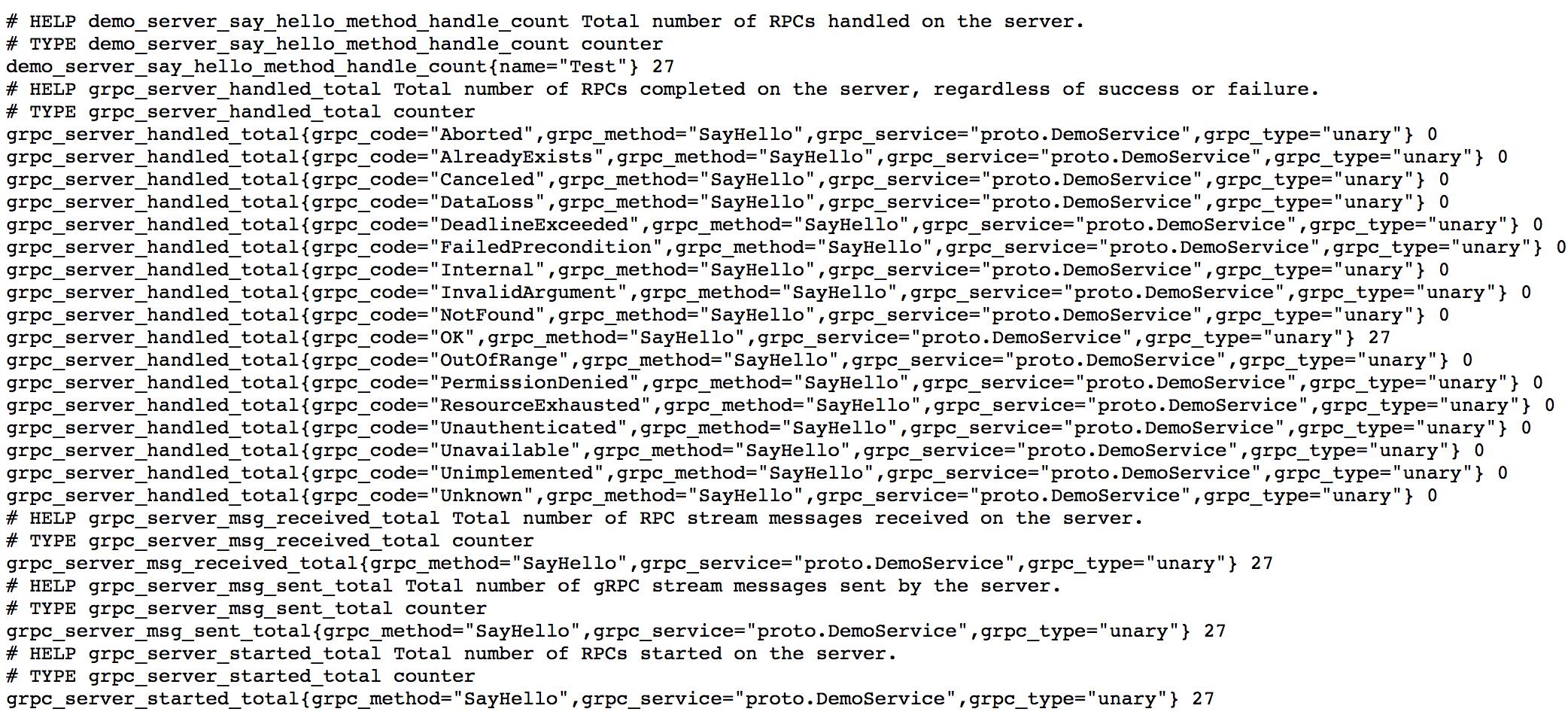 gRPC 之Interceptors - 程序印象